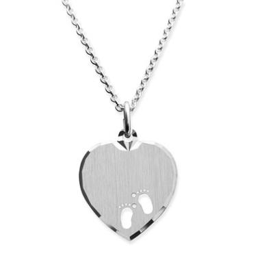 Anhänger Herz Silber - 8776