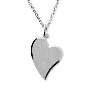 Anhänger Herz Silber - 8778