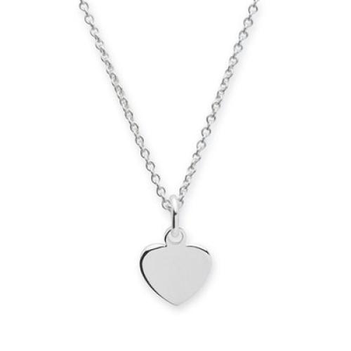 Anhänger Herz Silber - 8766