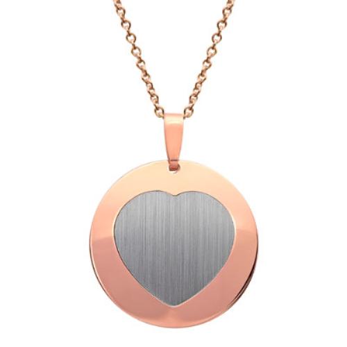 Anhänger Silber Herz mit Gravur  - 9207