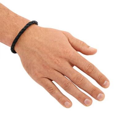 Armband echtes Leder 5,5 mm