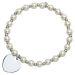 Silberarmband mit Gravur - 9252