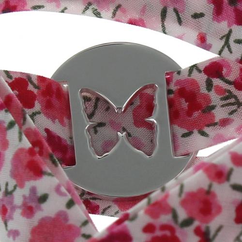 Personalisierte Liberty Bänder Schmetterling