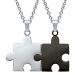 Anhänger Puzzle mit Gravur - 8931