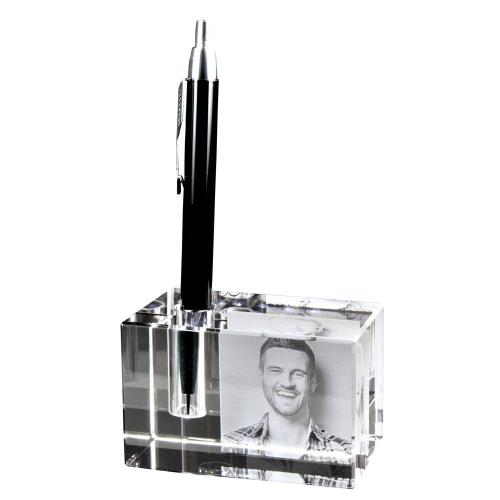 Stifthalter mit Fotogravur - 9303