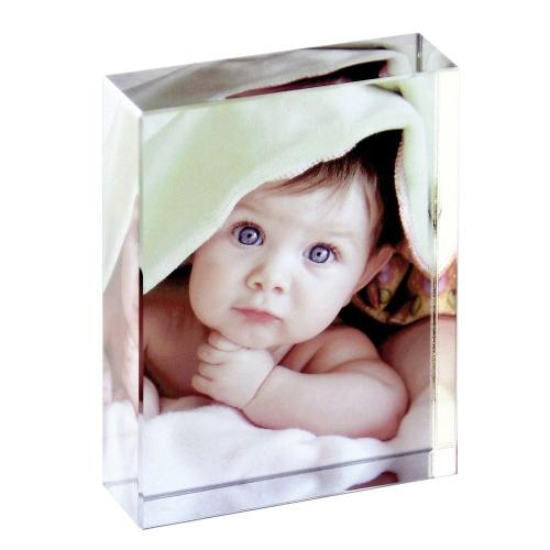 Foto auf Glas - selbststehend