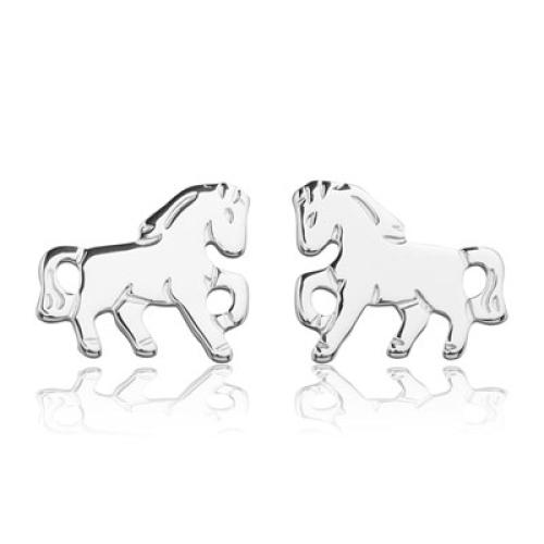 Kinderohrstecker Silber - 8517