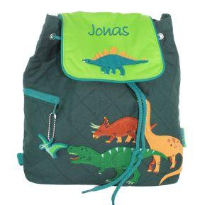 Kinderrucksack Dino mit Name