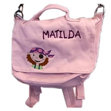 Personalisierte Kindergartentasche