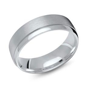 Ring Silber mit Gravur - 8547