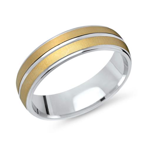 Ring Silber mit Gravur - 8559