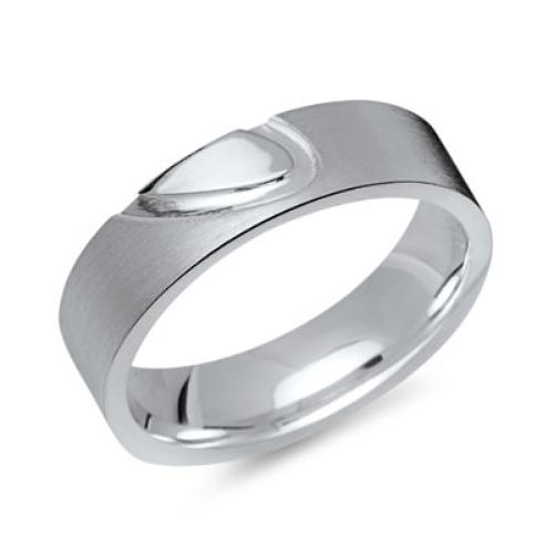 Ring Silber mit Gravur - 8564