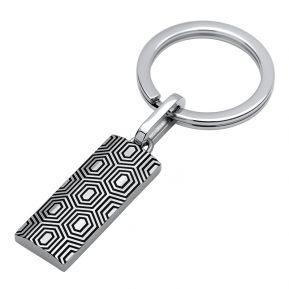 Schlüsselanhänger mit Gravur - 9591