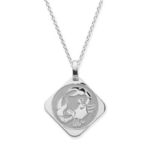 Anhänger Sternzeichen Silber - 8786