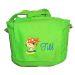 Personalisierte Kindergartentasche Pirat grün