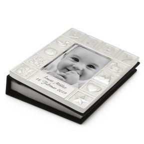 Baby Fotoalbum mit Bilderrahmen