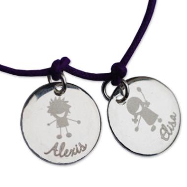 Armband Elisa mit Gravur