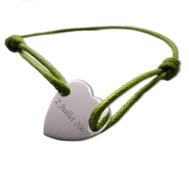 Armband schönes Herz