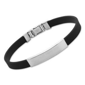 Kautschuk-Armband mit Gravur - 8082