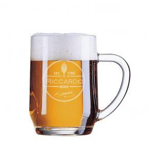 Personalisierter Bierkrug - Vorname