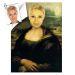 Bild portrait Frau Mona Lisa
