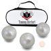 Tasche für Boule-Kugeln