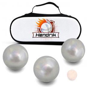 Tasche für Boule-Kugeln Wappen