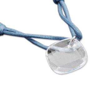 Armband Kristall Rhombus