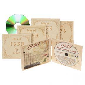 Jahrgangs-Musik-CD