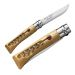 Opinel Messer mit Korkenzieher Nr. 10 mit Gravur