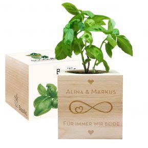 Ecocube für Verliebte