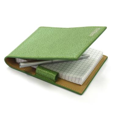 Notizbuch Set Leder mit Gravur