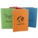 Etui Leder für Reisepass mit Namen