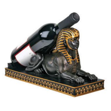 Weinflaschenhalter - Spinx