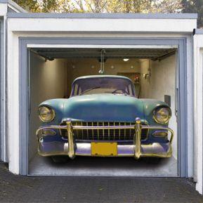 Garagentor Dekoplane American Car