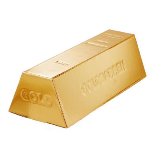 Die Laune in Gold