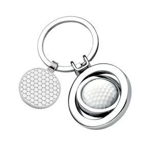 Personalisierter Schlüsselanhänger Golfball