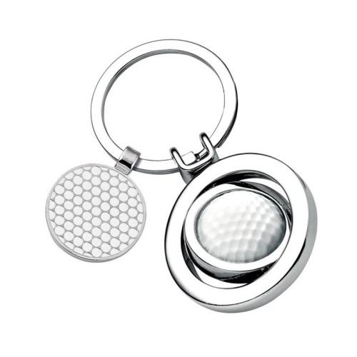 Schlüsselanhänger Golfball