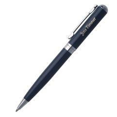 Kugelschreiber Cacharel Tourbillon Marineblau mit Gravur