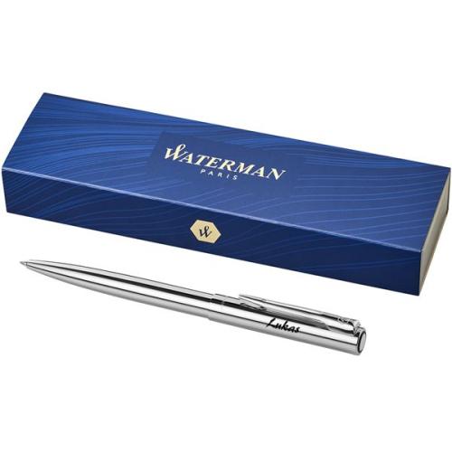 Gravierter Kugelschreiber Waterman mit Etui