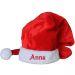 Große Weihnachtsmütze rot