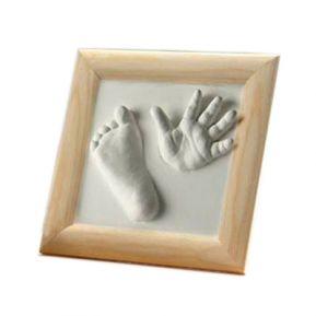 Hand- und Fußabdruck Set 3D