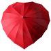 Herz-Regenschirm mit Gravur