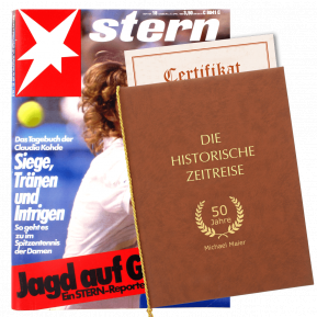 Original-Zeitschrift Set