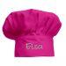 Kochmütze für Kinder pink