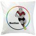 Kissen mit Personalisierung Mein Sport Rugby