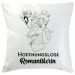 Personalisiertes Kissen Charaktere Romantikerin