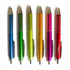Personalisierter Kugelschreiber - Punkte