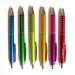 Personalisierter Kugelschreiber Punkte Farben