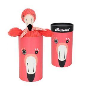 Plüschtier Flamingos der kleine Flamingo